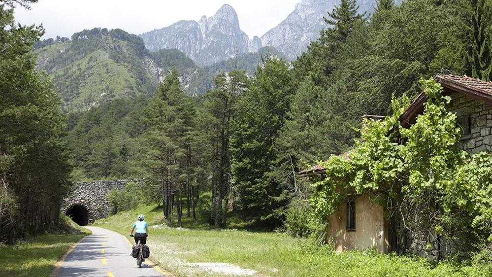 Radweg-Ciclovia-Alpe-Adria